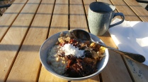 ontbijt Mandali